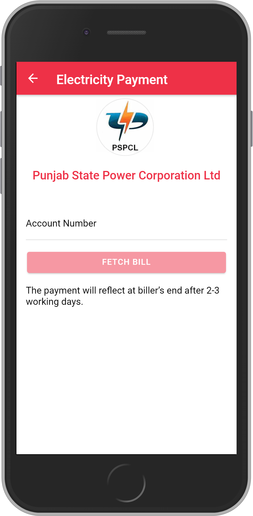 Get UNLIMITED <b>0.1%</b> CASHBACK on Punjab State Power Corporation Ltd Bill Payment.