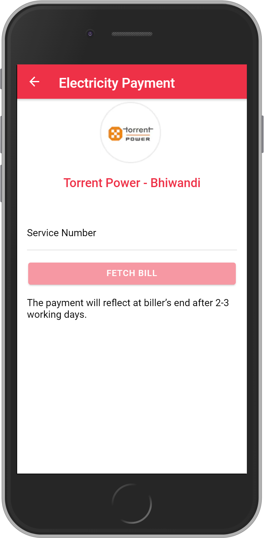 Get UNLIMITED <b>0.1%</b> CASHBACK on Torrent Power – Bhiwandi Payment.