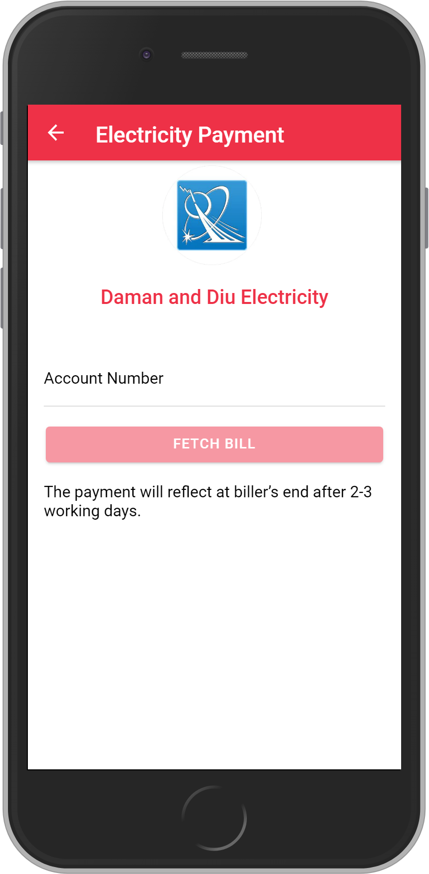 Get UNLIMITED <b>0.1%</b> CASHBACK on Daman and Diu Electricity Bill Payment.