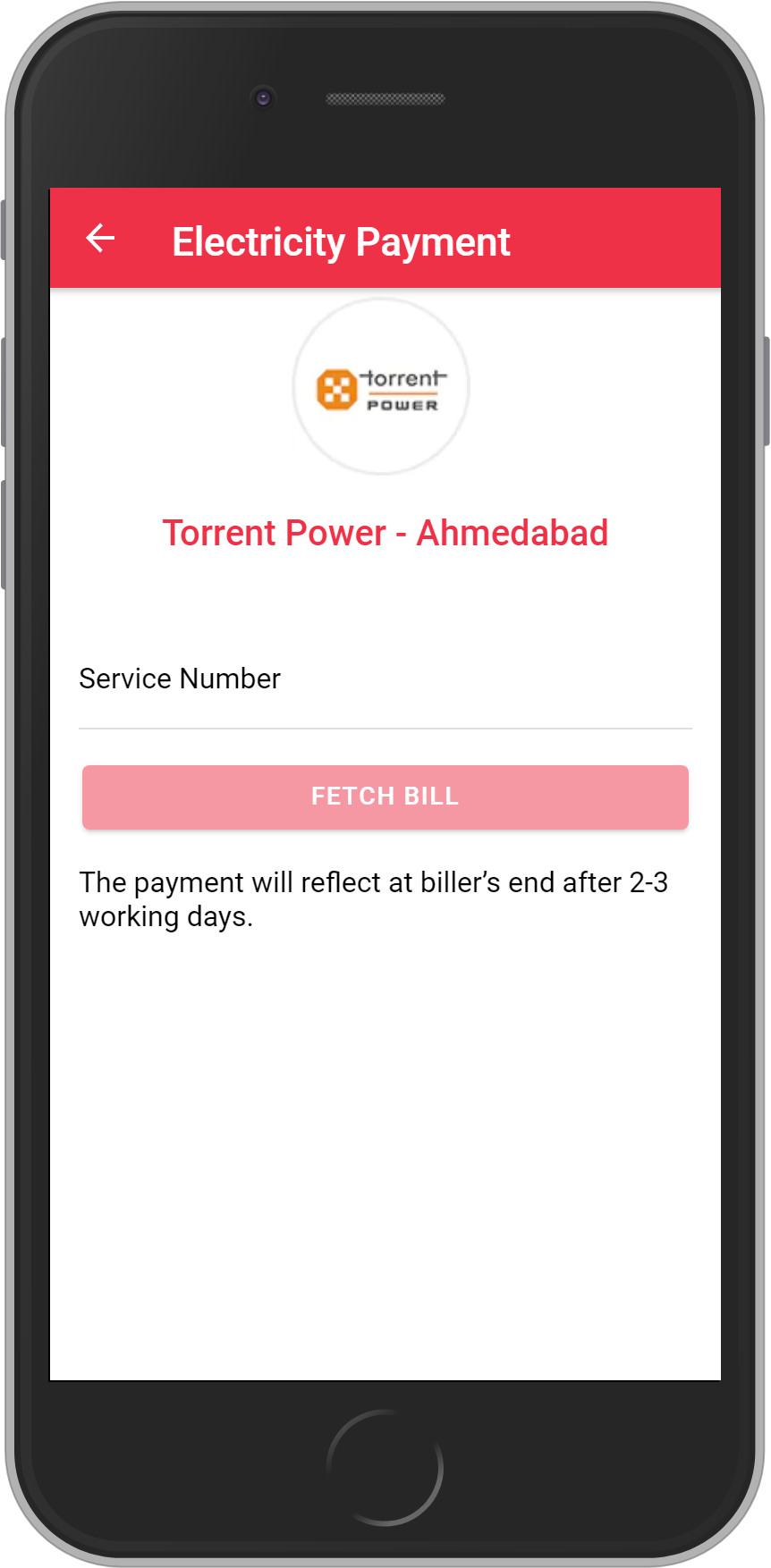 Get UNLIMITED <b>0.1%</b> CASHBACK on Torrent Power – Ahmedabad Bill Payment.