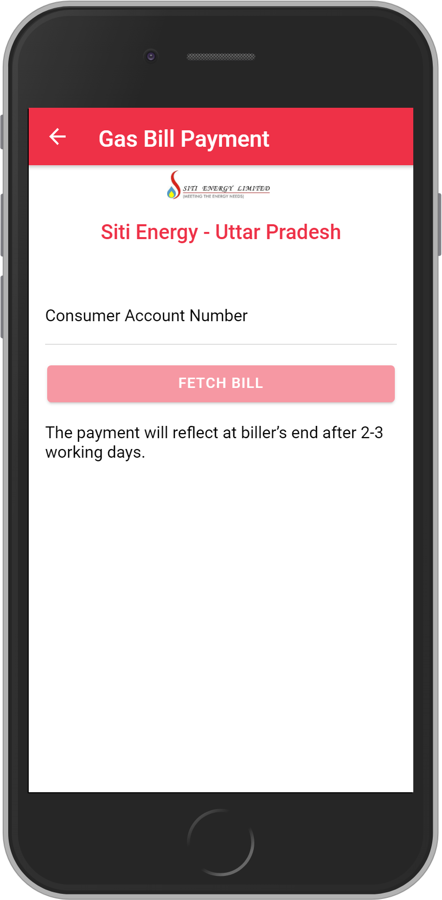 Get UNLIMITED <b>0.1%</b> CASHBACK on Siti Energy – Uttar Pradesh Bill Payment.