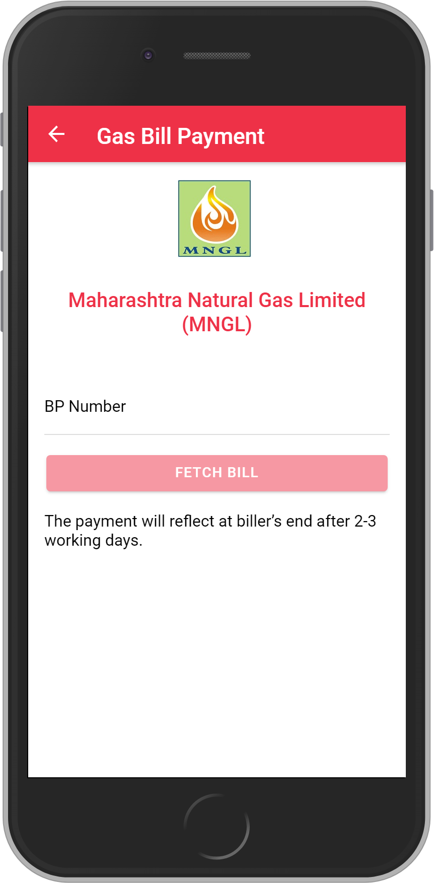 Get UNLIMITED <b>0.1%</b> CASHBACK on Maharashtra Natural Gas Limited (MNGL) Bill Payment.