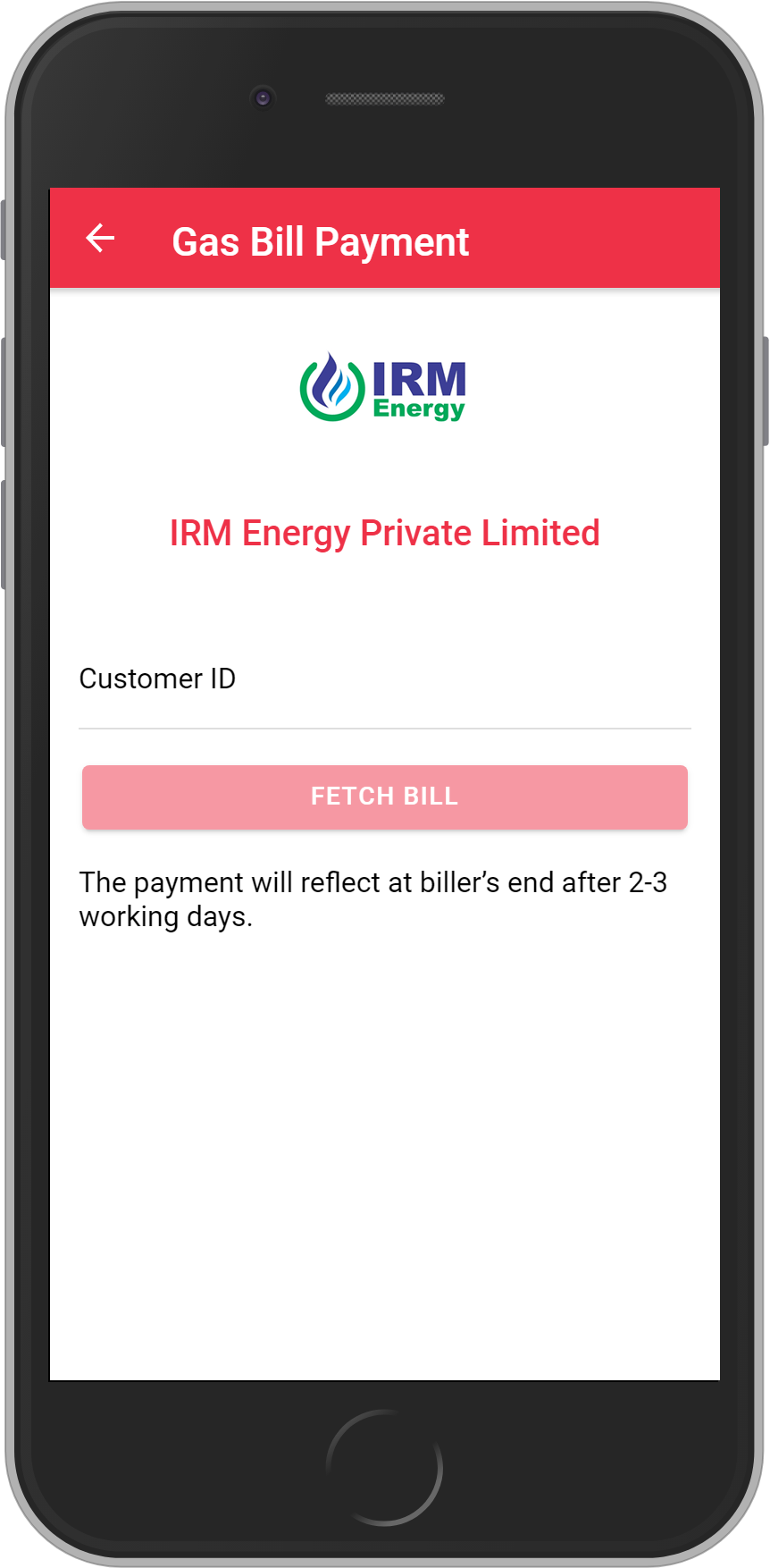 Get UNLIMITED <b>0.1%</b> CASHBACK on IRM Energy Private Limited Bill Payment.