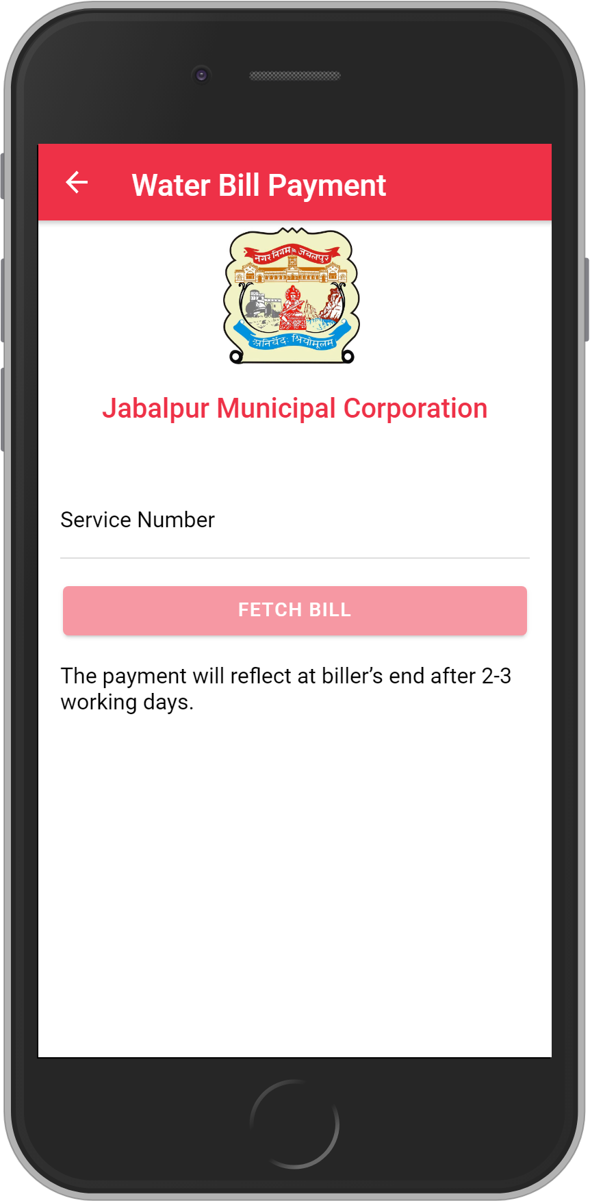 Get UNLIMITED <b>0.1%</b> CASHBACK on Indore Municipal Corporation Bill Payment.