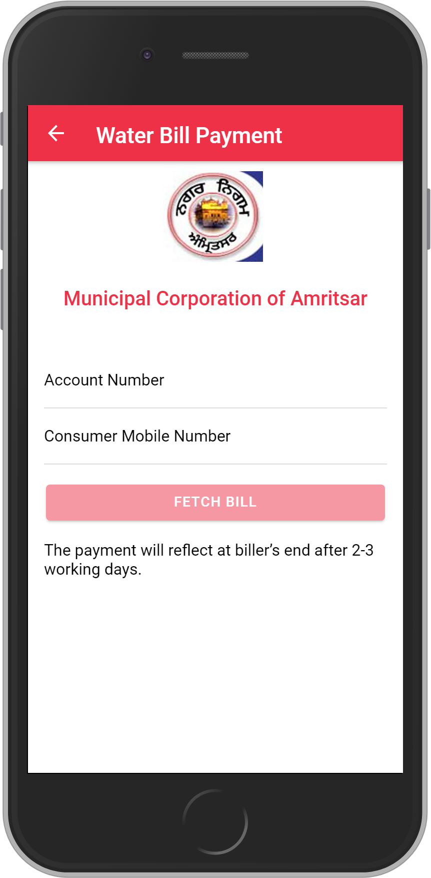 Get UNLIMITED <b>0.1%</b> CASHBACK on Silvassa Municipal Council Bill Payment.