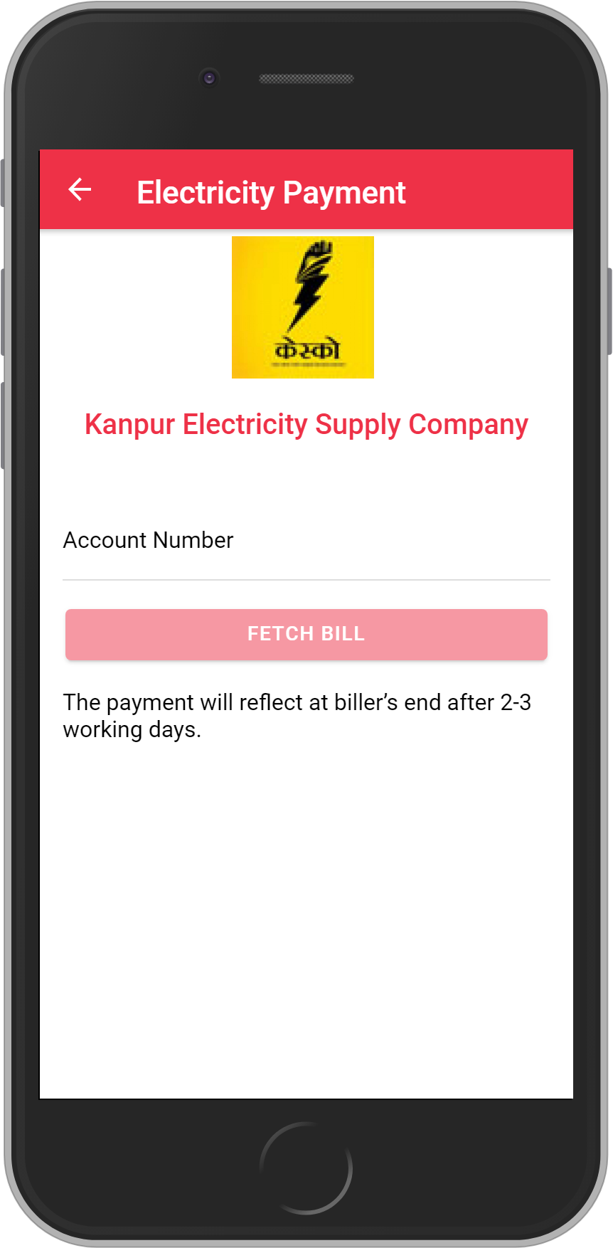 Get UNLIMITED <b>0.1%</b> CASHBACK on Kanpur Electricity Supply Company Bill Payment.