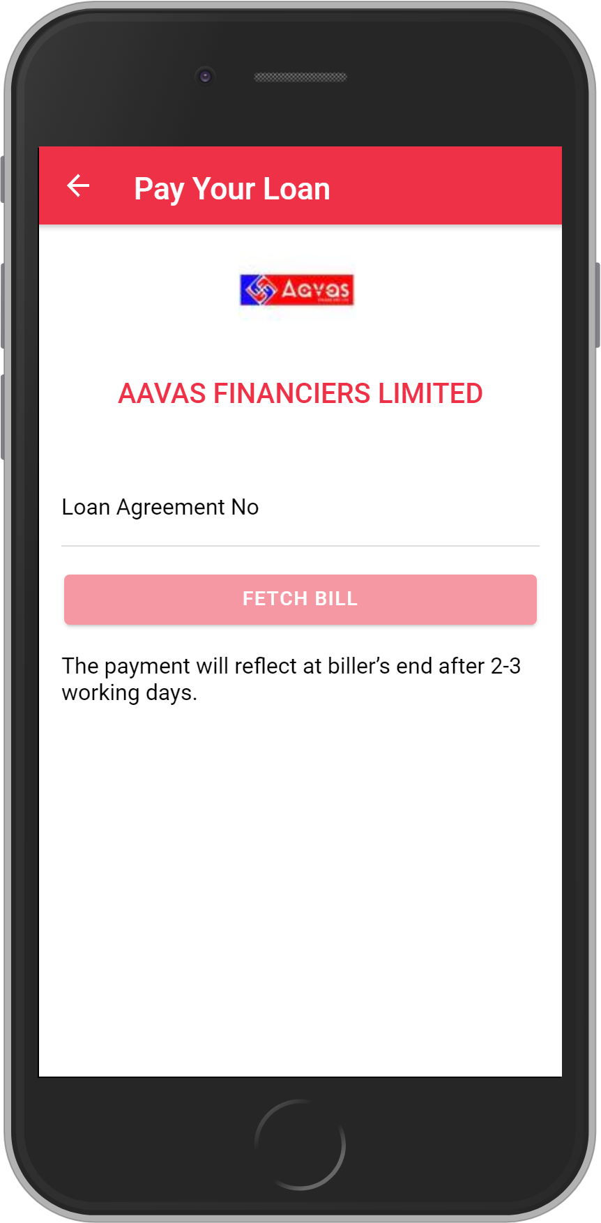 Get UNLIMITED <b>0.1%</b> CASHBACK on AAVAS FINANCIERS LIMITED Loan Payment.