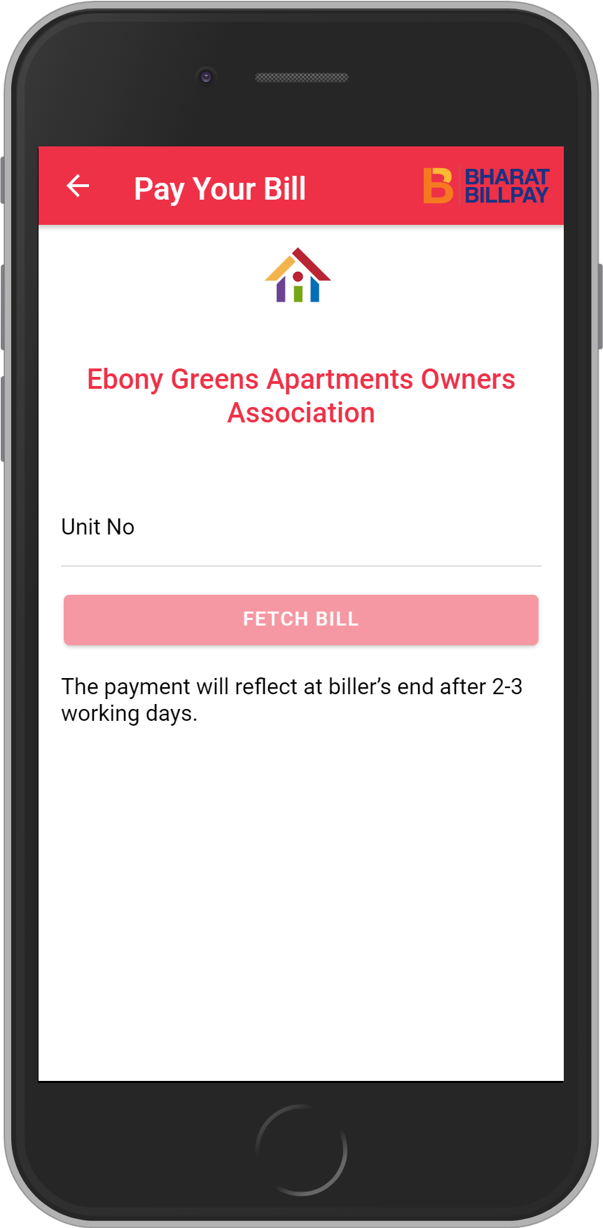 Get UNLIMITED <b>0.1%</b> CASHBACK on Ebony Greens Apartments Owners Association Recharges.
