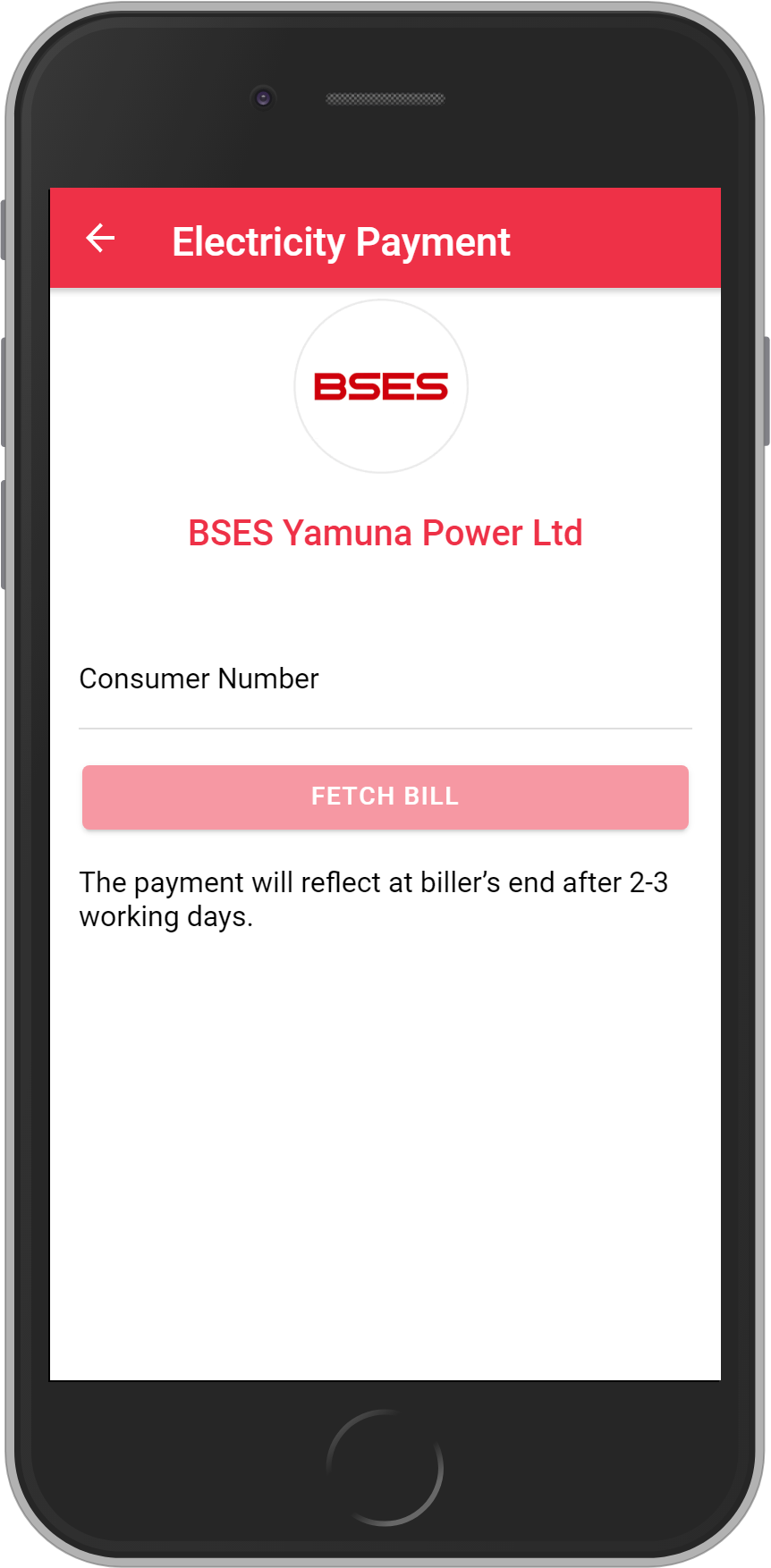 Get UNLIMITED <b>0.1%</b> CASHBACK on BSES Yamuna Power Limited – Delhi Bill Payment.