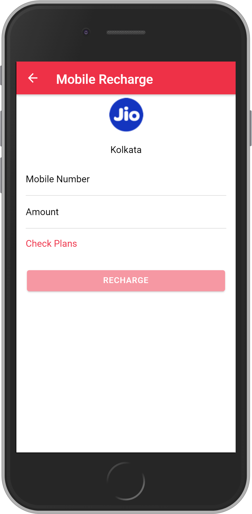 Get UNLIMITED <b>1%</b> CASHBACK on Reliance JIO Prepaid Recharges.