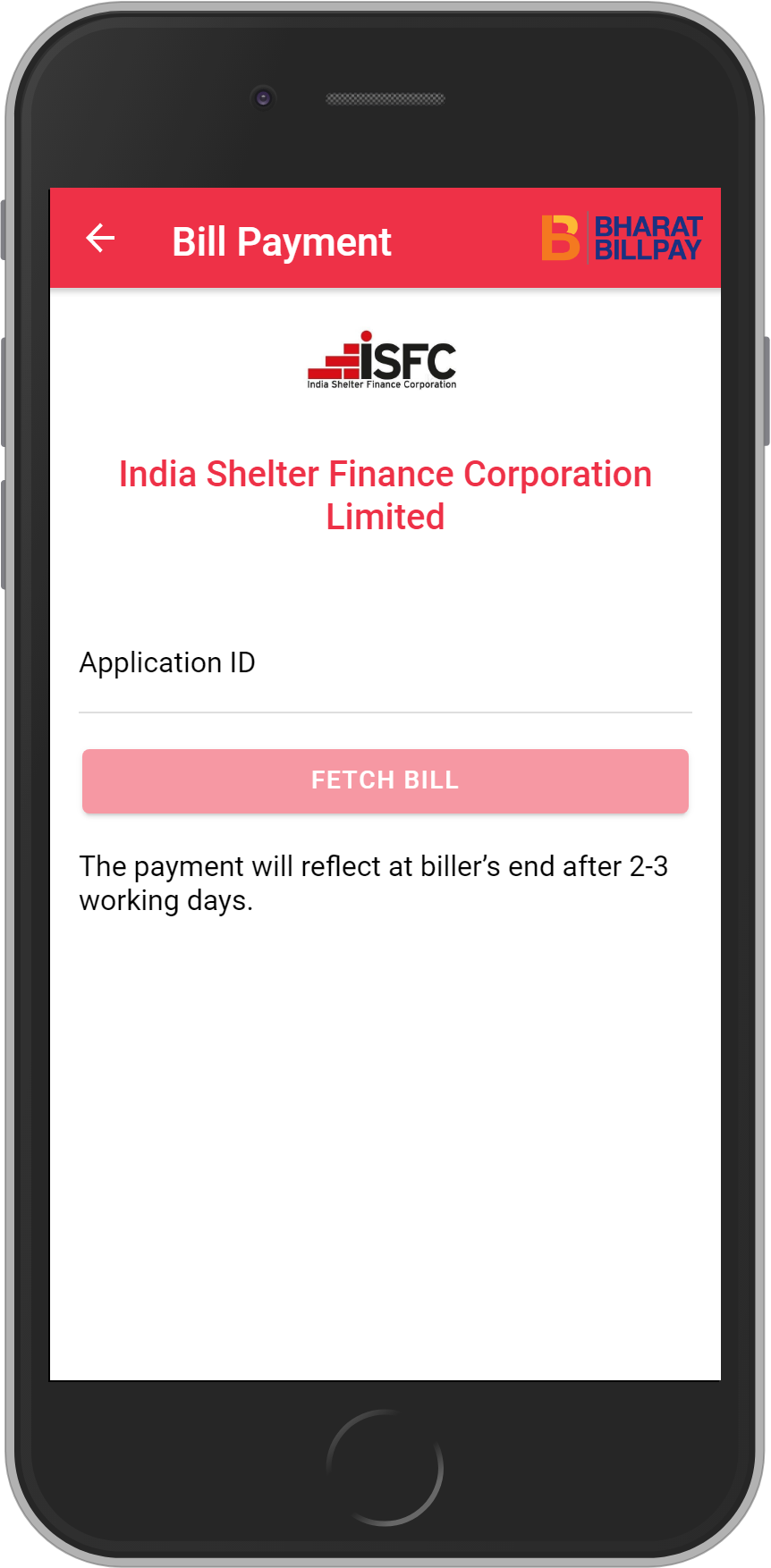 Get UNLIMITED <b>0.1%</b> CASHBACK on India Shelter Finance Corporation Limited Loan Payment.