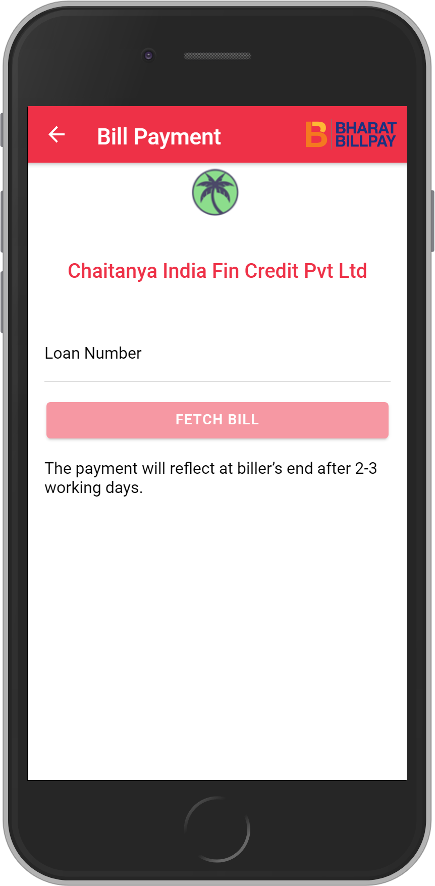 Get UNLIMITED <b>0.1%</b> CASHBACK on Chaitanya India Fin Credit Pvt Ltd Loan Payment.