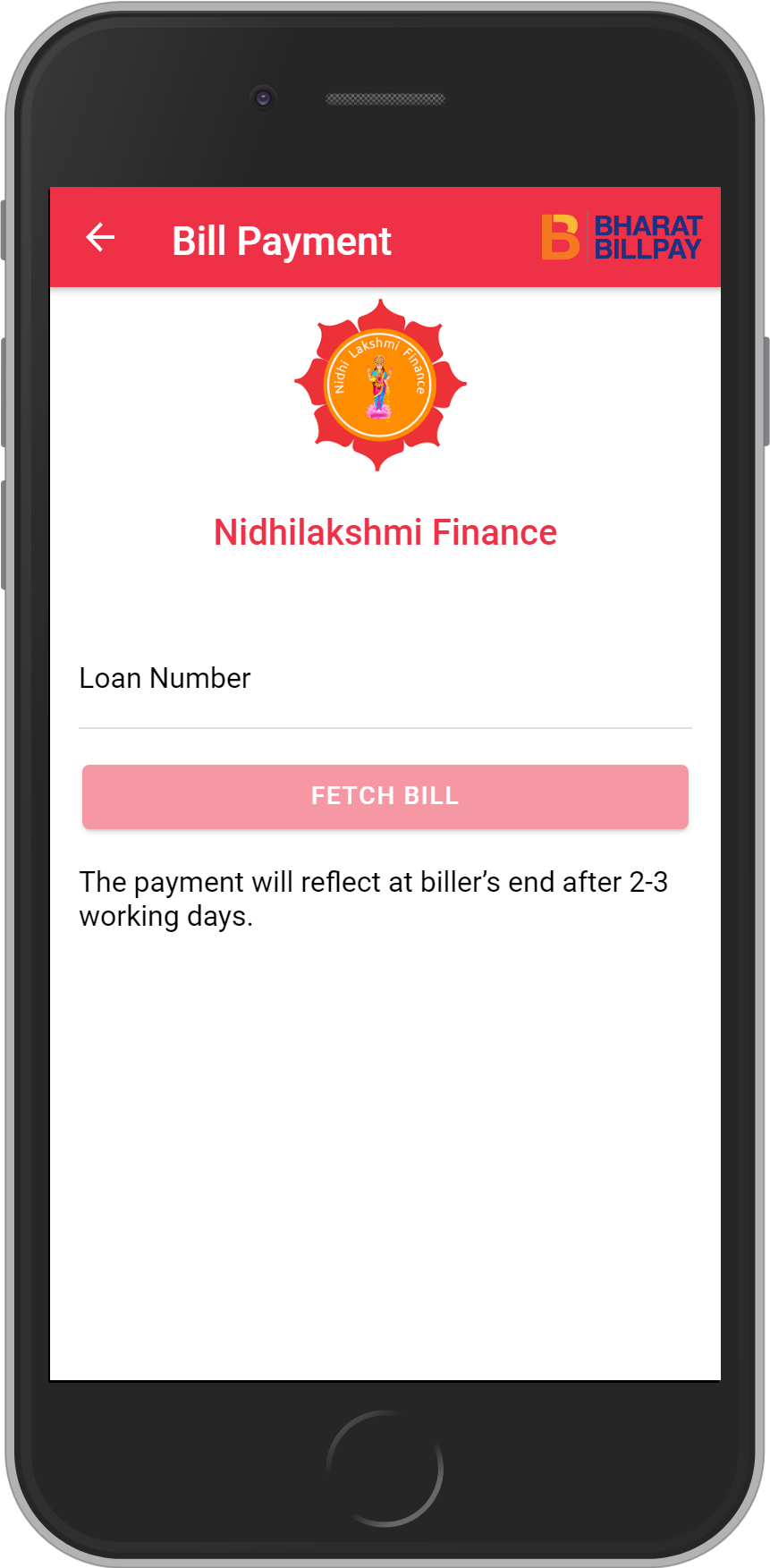 Get UNLIMITED <b>0.1%</b> CASHBACK on Nidhilakshmi Finance Loan Payment.