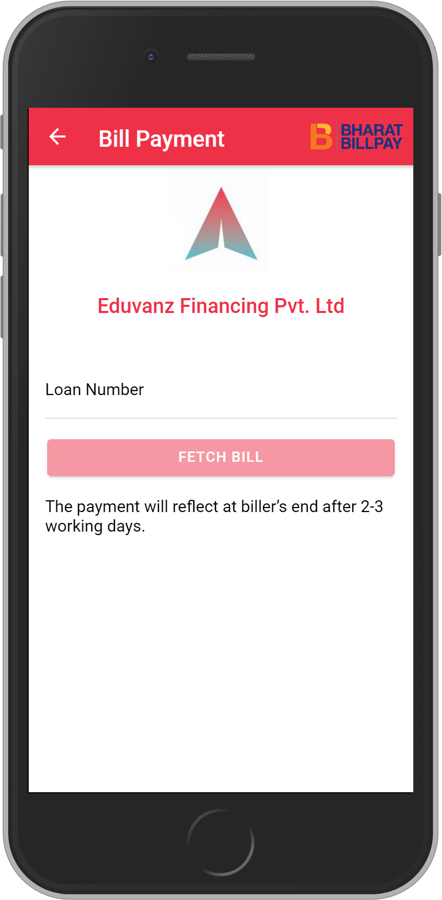Get UNLIMITED <b>0.1%</b> CASHBACK on Eduvanz Financing Pvt. Ltd. Loan Payment.
