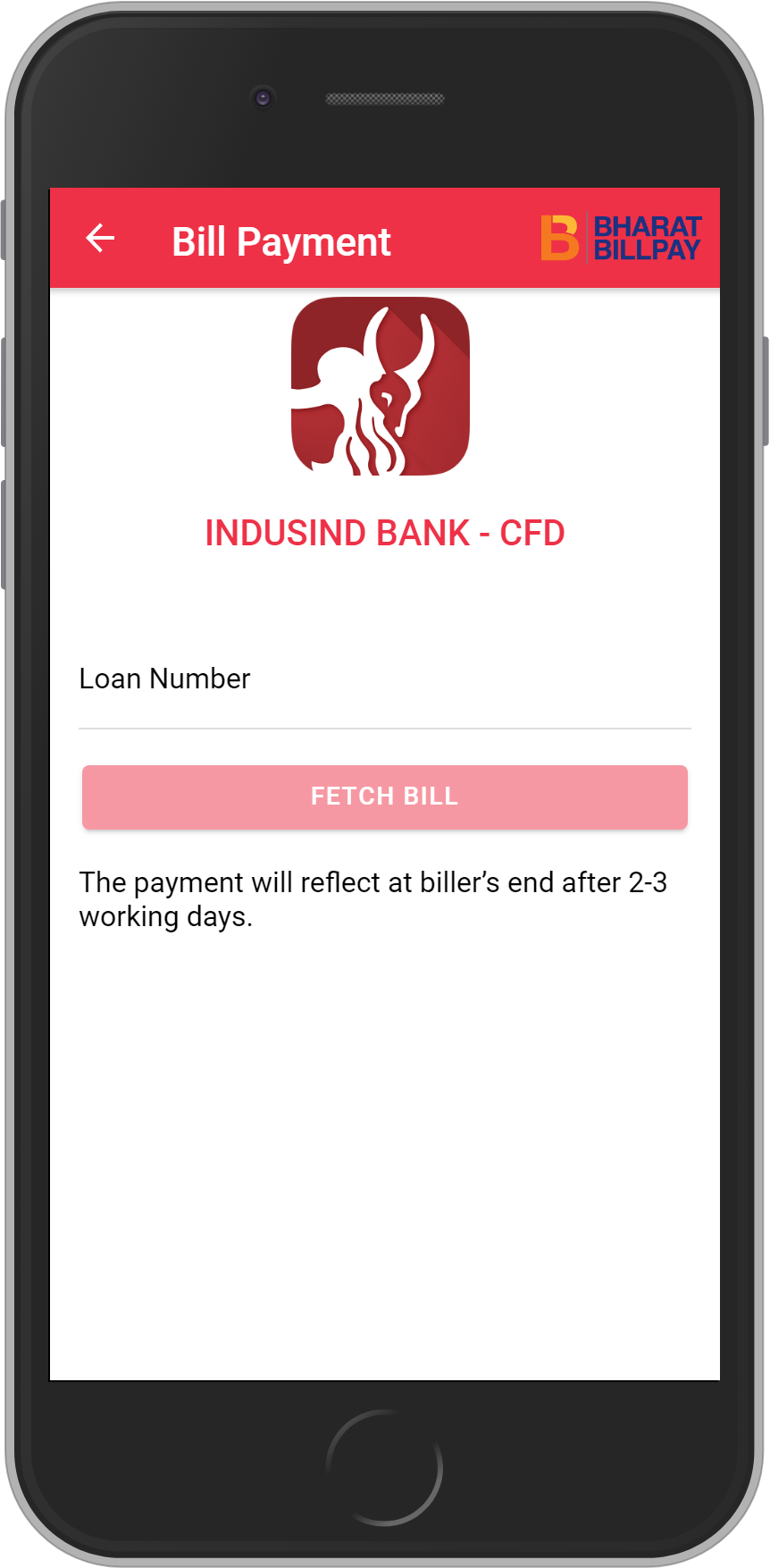 Get UNLIMITED <b>0.1%</b> CASHBACK on INDUSIND BANK – CFD Loan Payment.