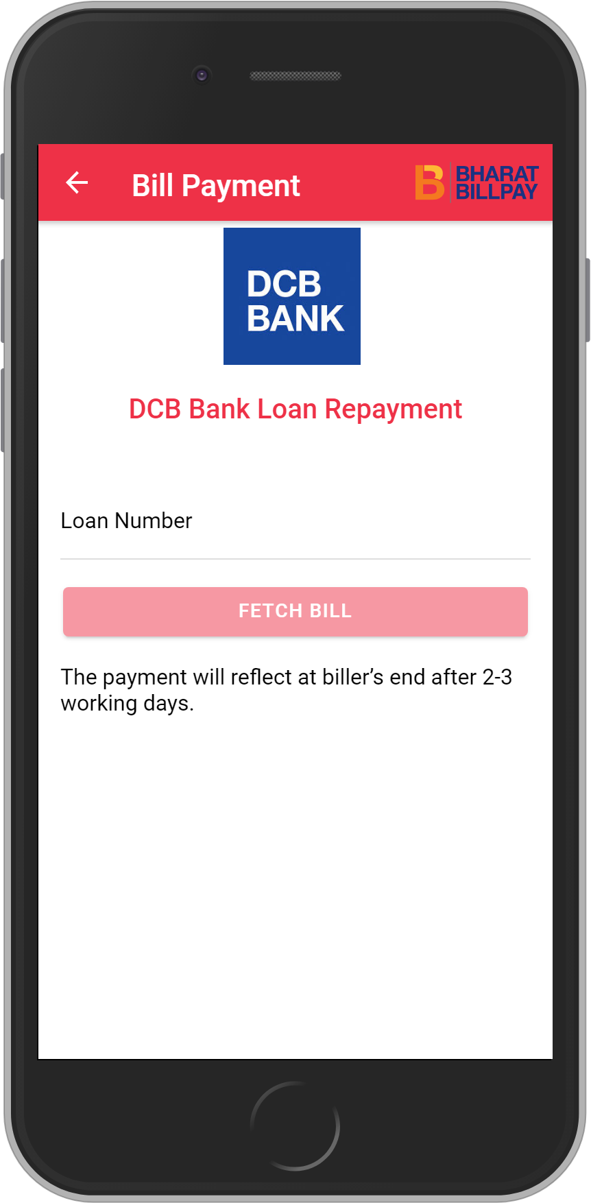 Get UNLIMITED <b>0.1%</b> CASHBACK on DCB Bank Loan Repayment Loan Payment.